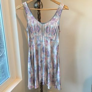 Free People Tie Dye Dress